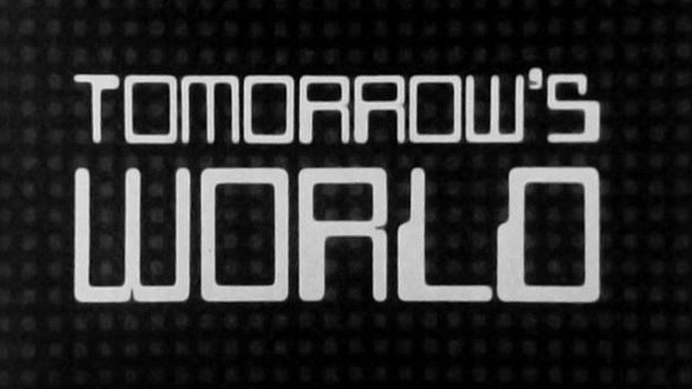 Tomorrow's World BBC Logo