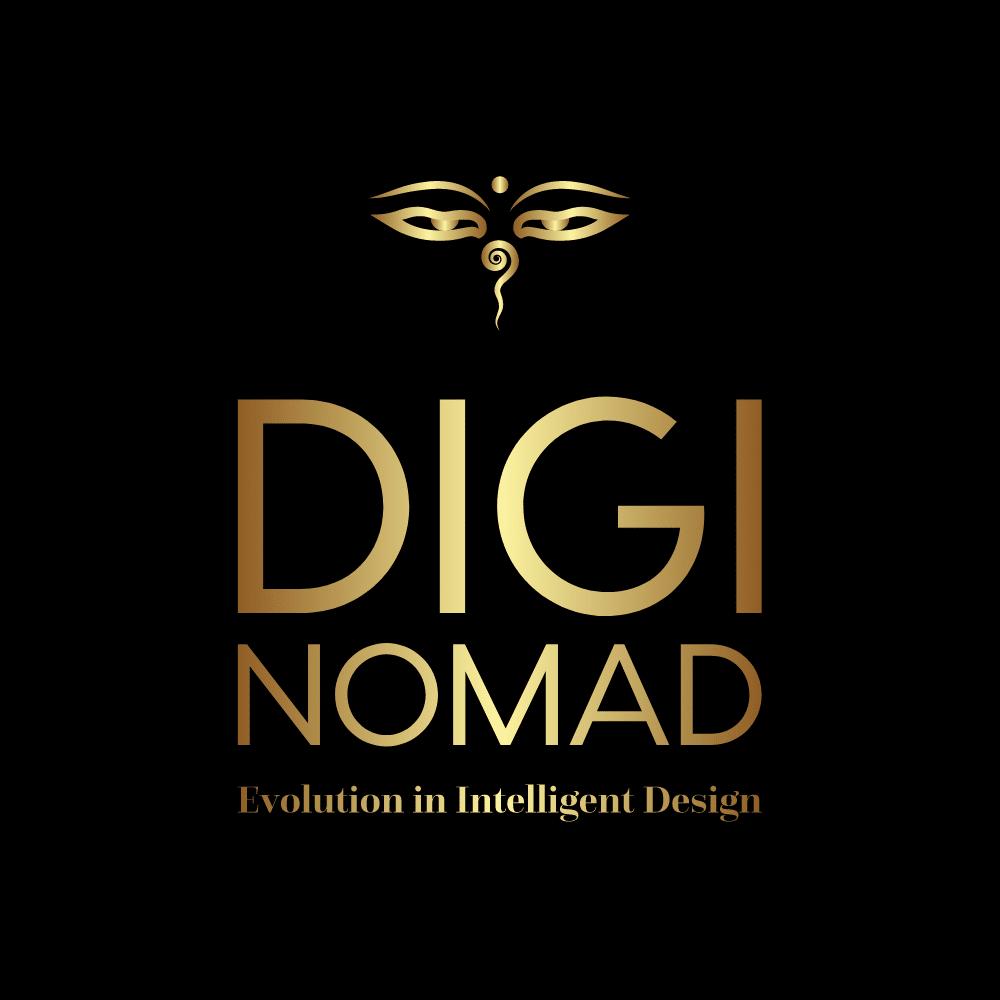 Digi Nomad Logo