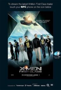 X Men Poster